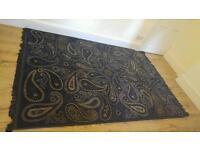 Large beautiful centre piece rug