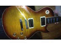 Gibson Les Paul Standard 2015 Honey Burst Candy - Gibson USA Hardcase