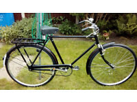 Gents 30's vintage-style Avon Bicycle, Ideal Display Item
