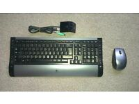 Logitech S510 Wireless Keyboard and Mouse Bundle £10