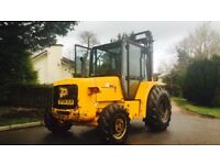 2004 JCB 926 ALL TERRAIN FORKLIFT-EXCELLENT CONDITION WITH LOW HOURS