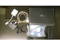 """really fast D-Link DSL-2740B Wireless """"N"""" 270Mbps ADSL2+ Firewall Router with 4 Port Switch"""