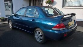 Immaculate well looked after Mitsubishi LANCER