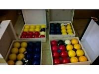 Pool balls 2 inch