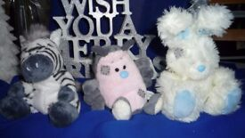 Small collection of blue nose friends, excellent condition. £3.00 each or sell as a bundle