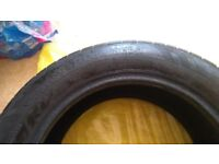 Continental ContisportContact , 2 x 205-55 R16