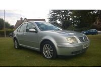 **12 MONTHS MOT** 2006 VW BORA 1.9 TDI PD HIGHLINE 4 DOOR SALOON **HUGE SPEC**