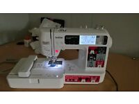 Brother Embroidery Machine IMPORTED from US .Model number PE540 D Disney