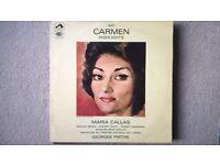 Carmen Highlights LP