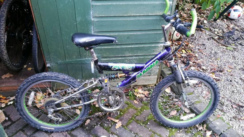 Used boy's bike Magna