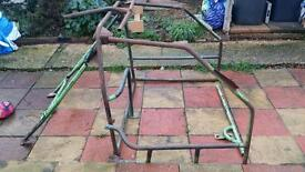 Astra mk3 roll cage