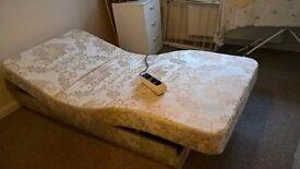 ORTHOPAEDIC ELECTRIC SINGLE BED