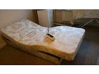 ORTHOPAEDIC ELECTRIC SINGLE BED