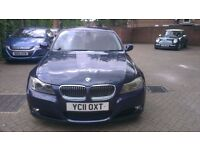 BMW 320D,DIESEL,2011,MANUAL,FULL SERVIC HISTORY,1 PREVIOUS OWNER,P.C.O REGISTER,2KEYS,GOOD CONDITION