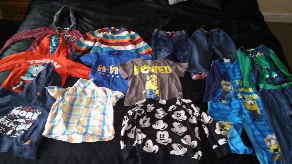 Kids clothes bundlein St George, BristolGumtree - Kids clothes bundle age 2 3 years all in good condition collection only kingswood thanks for looking )