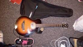 YAMAHA APXT2 Travel Guitar *Brand New