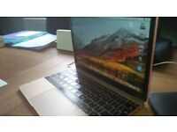 "Mac Book Retina 12"" Early 2015 (needs a new battery) FULL WORKING ORDER"
