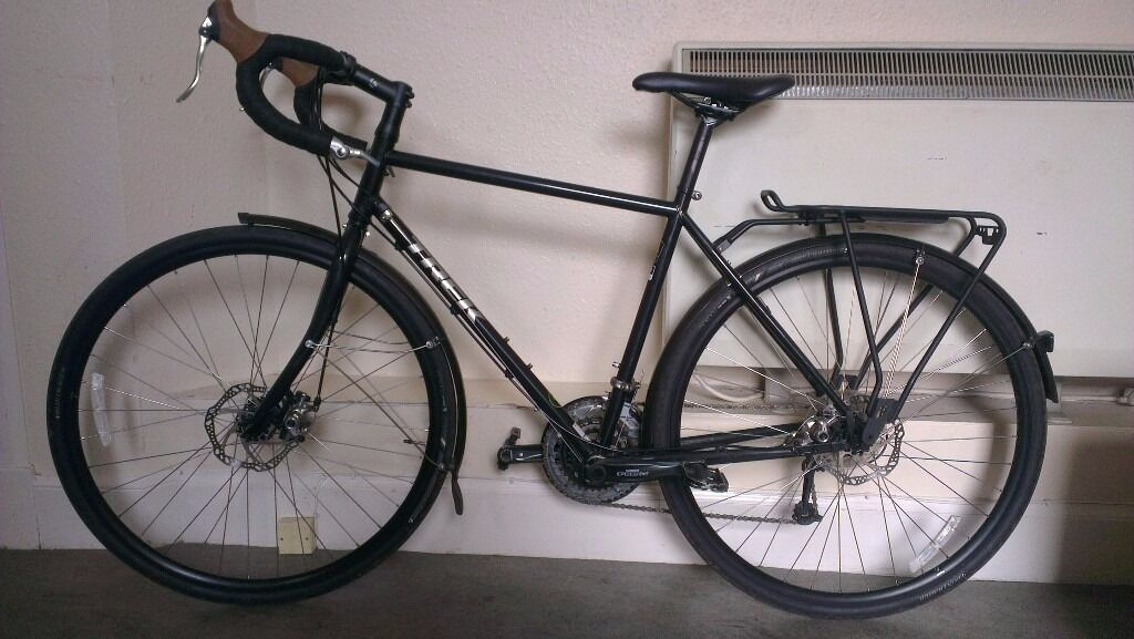 Trek 520 Touring Commuting Steel Bike Size 54 51 2cm