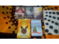 Various books - 3£ each