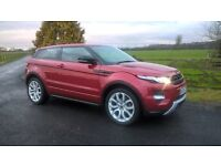 Land Rover Range Rover Evoque 2.2 SD4 Dynamic Coupe 4x4 3dr