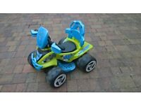 Childs Battery powered car