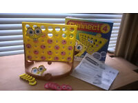 Sponge Bob Connect 4 - Like new
