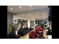 Part or full time barber/gents stylist wanted for busy Clarkston salon.