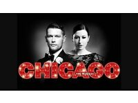 2X Chicago Musical Tickets