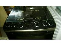 REDUCED ! Zanussi top of range 16 months old.new condition.double has cooker.can deliver