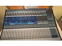Presonus Studiolive 32/4/2 Digital mixer/ firewire audio interface