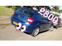 BMW 1 series bargain! Read ad