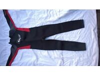 Selection of kids wetsuits (job lot)