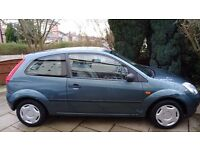 Ford Fiesta Finesse 1.3L 3Door Hatch low milegae