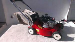 6 hp Commercial-grade 530 TORO lawnmowers 21 in EZ Mulch 2-in-1 ALUMINUM DECK  engine self propell 3 SEEP self propelled