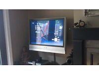 """Panasonic 37"""" flat screen TV"""