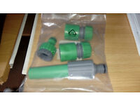 BRAND NEW GARDEN HOSE PIPE FITTINGS PARTS