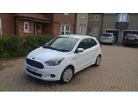 Nearly New Ford KA+ Studio 609 miles only