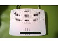 Broadband wifi router