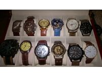 WATCHES BOUGHT for cash