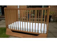 IKEA COT BED GOOD CONDITION