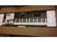 Nektar Impact LX88 MIDI Keyboard- Like NEW, never used! Great for X-mas present!