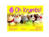 OH KRUMBS CAKES FOR ALL OCCASIONS FREE DELIVERY