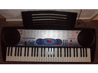 Casio LK-40 electric keyboard, £25 ONO (please read description)