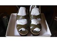 Top Shop sandals size 6