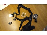 Gopro hero 3+ black spare and repairs