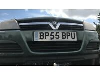 2006 VAUXHALL ASTRA CLUB CDTI (MANUAL DIESEL)