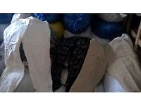 Used clothes bale