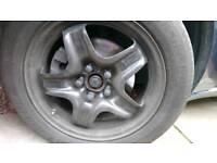 Vauxhall zafira tourer wheel