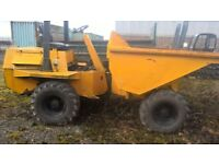 Benford 2.5 ton Dumper with Lister Engine