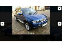 BMW X5 Le Mans blue special edition